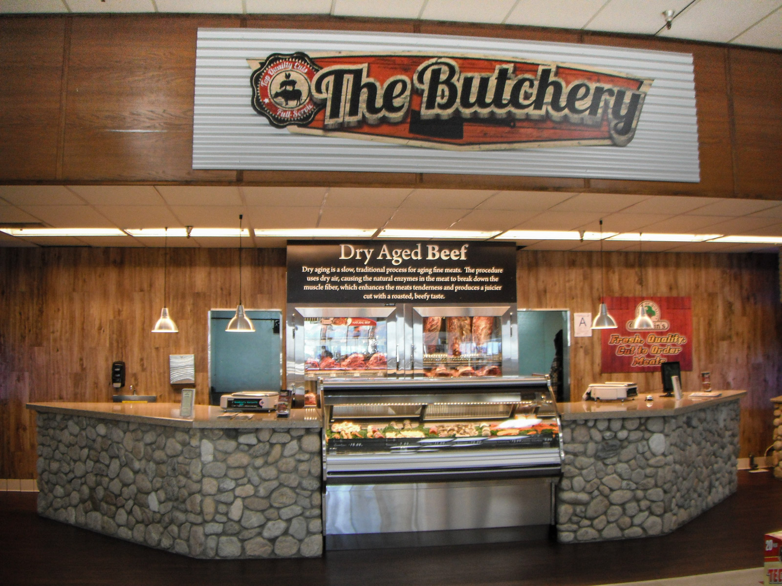 Goodwins Market - The Butchery Meat Counter