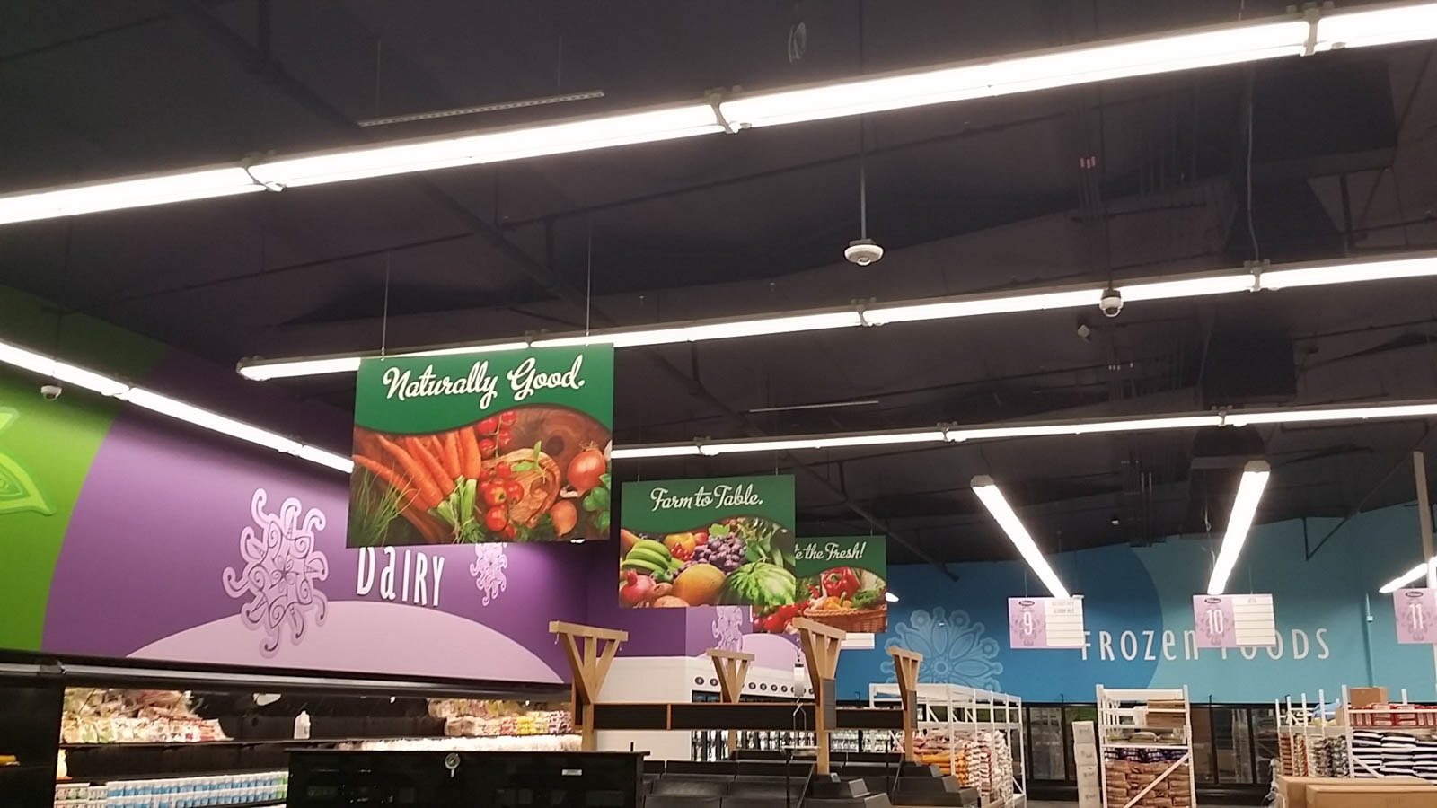 Pioneer Cash & Carry Photo - Produce Signage